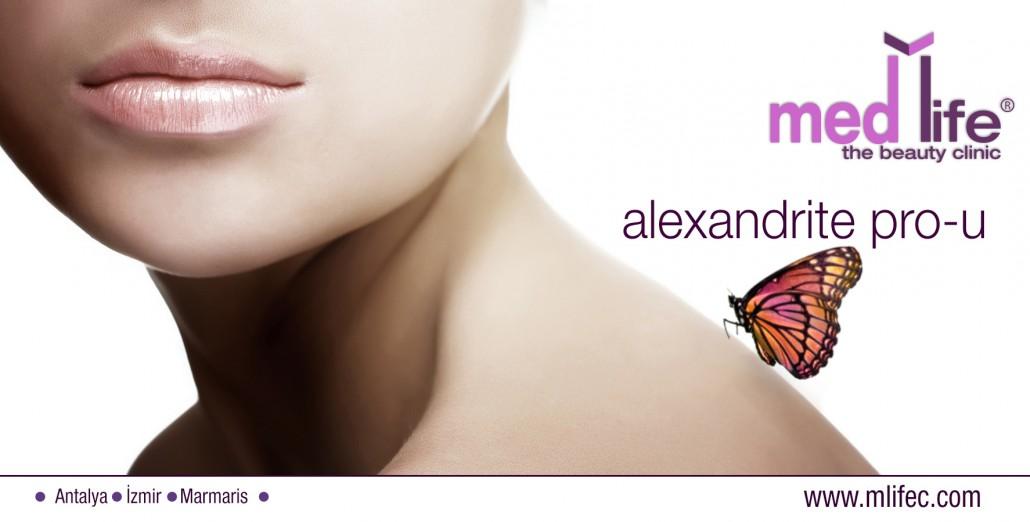 Kısa sürede en fazlası Alexandrite ile mümkün!